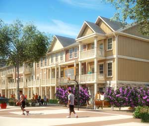 Tetro Student Village, a San Antonio Community Managed by Cardinal Group