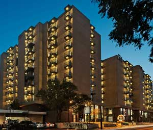 University Towers, a Cardinal Group Student Housing Community in Austin, Texas