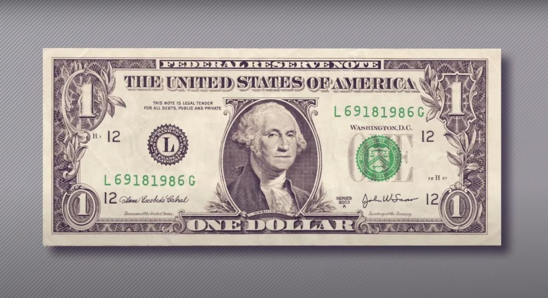 One dollar - COVID19