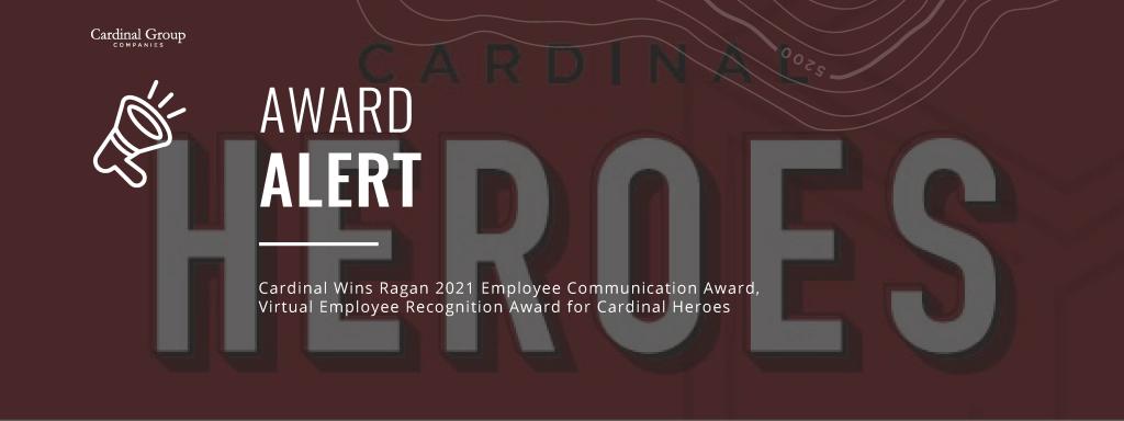Ragan Award Header 1024x384 - Ragan Employee Communication Award - Heroes Campaign