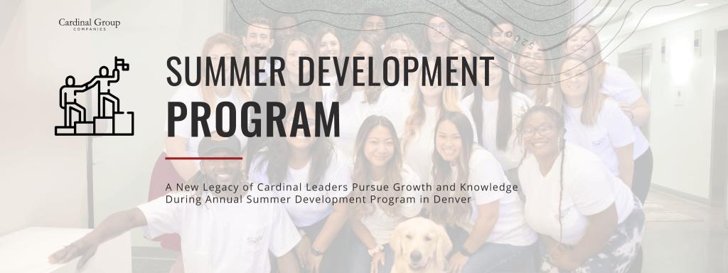 SDP Header 1 1024x384 - A New Legacy - 2021 Summer Development Program