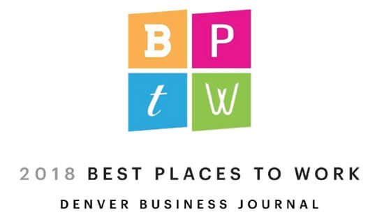 award denver business journal single - The Perks