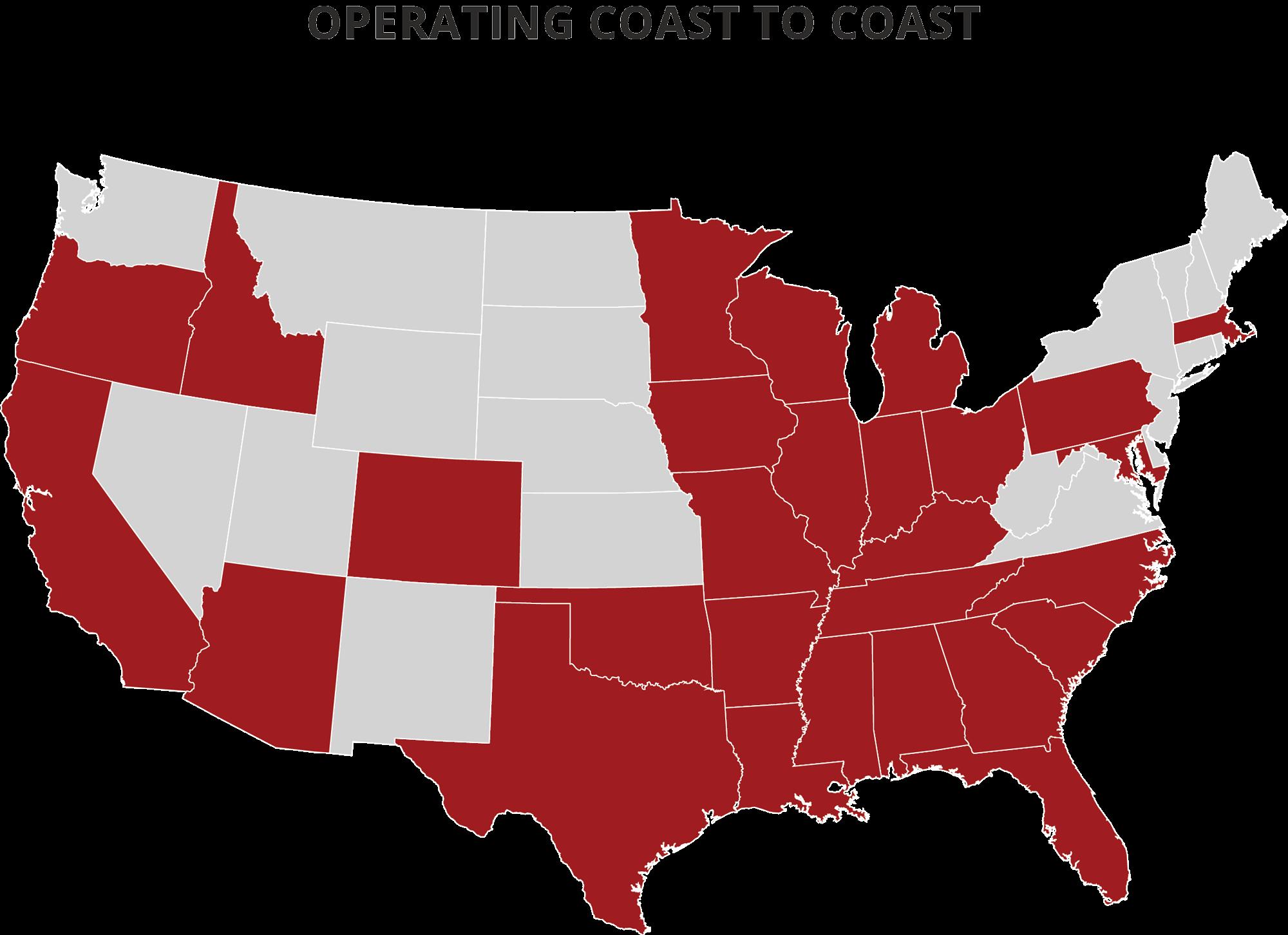 cardinal portfolio map - Portfolio